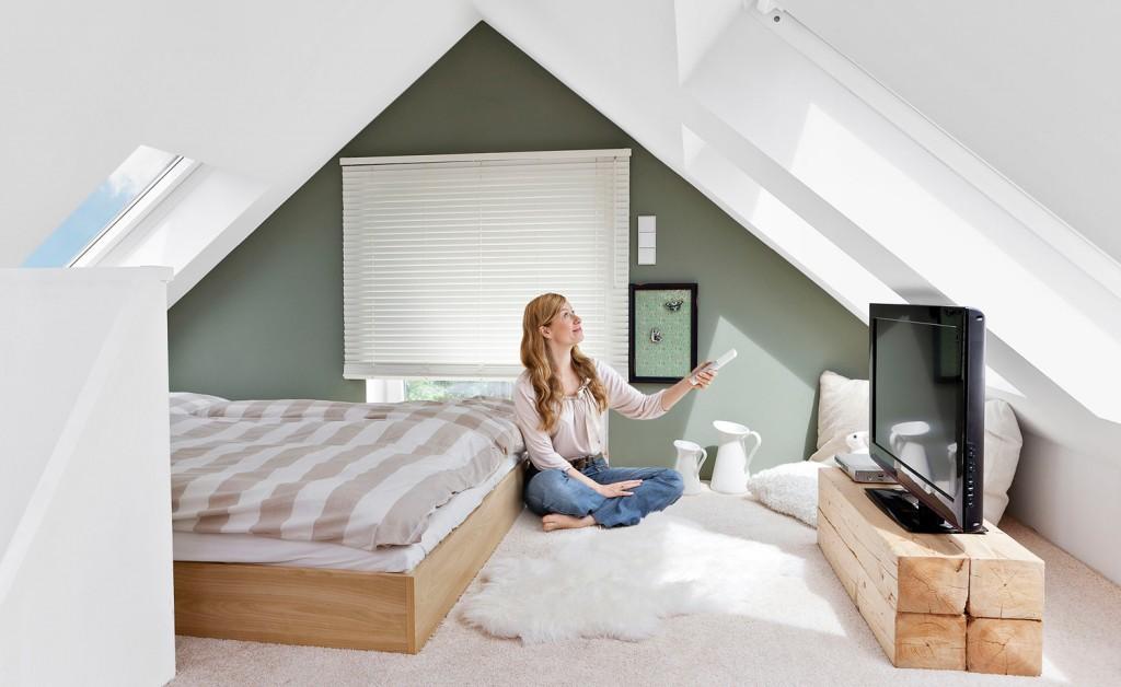 schlafzimmer mit dachschrage gestalten wohnideen ? usblife.info - Schlafzimmer Einrichten Mit Dachschrgen
