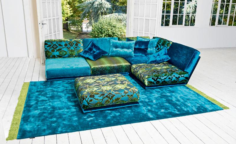 bretz sofa napali. Black Bedroom Furniture Sets. Home Design Ideas