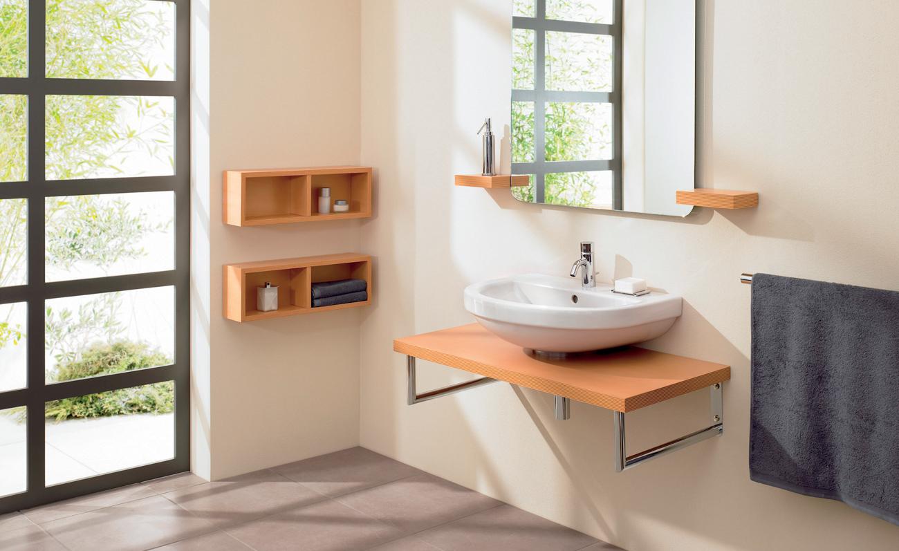 Stylisches badezimmer