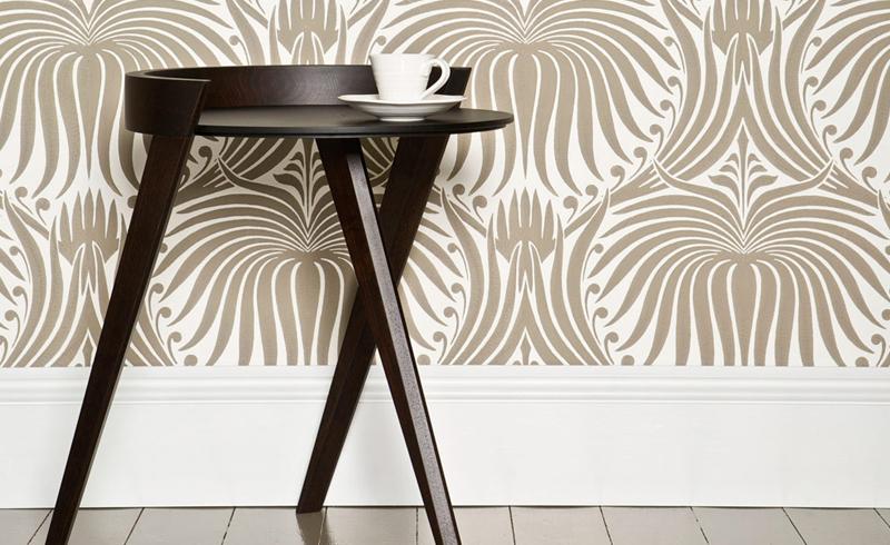 vintagelook wandfarben im retro stil. Black Bedroom Furniture Sets. Home Design Ideas