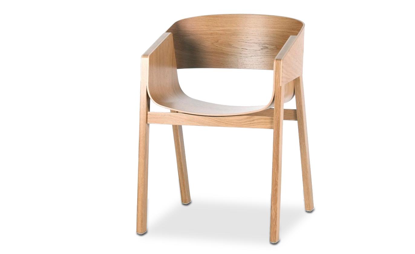 Moderner armlehnstuhl merano for Design armlehnstuhl
