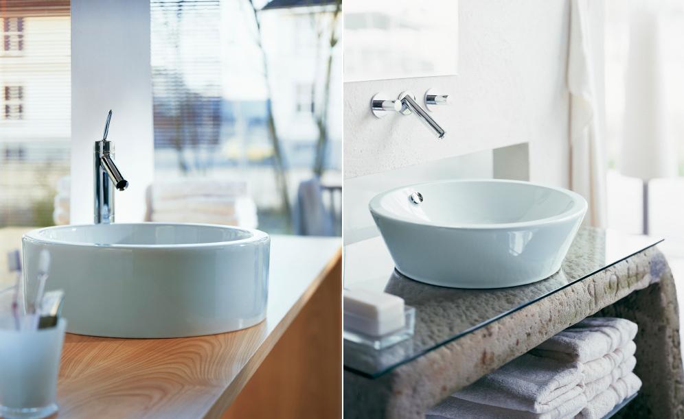 Stylische waschtische für das badezimmer