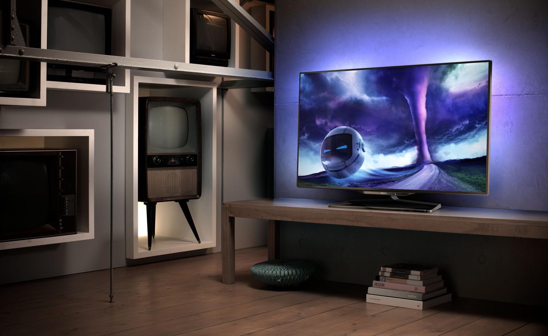 Richtiger Fernseher Wohnzimmer