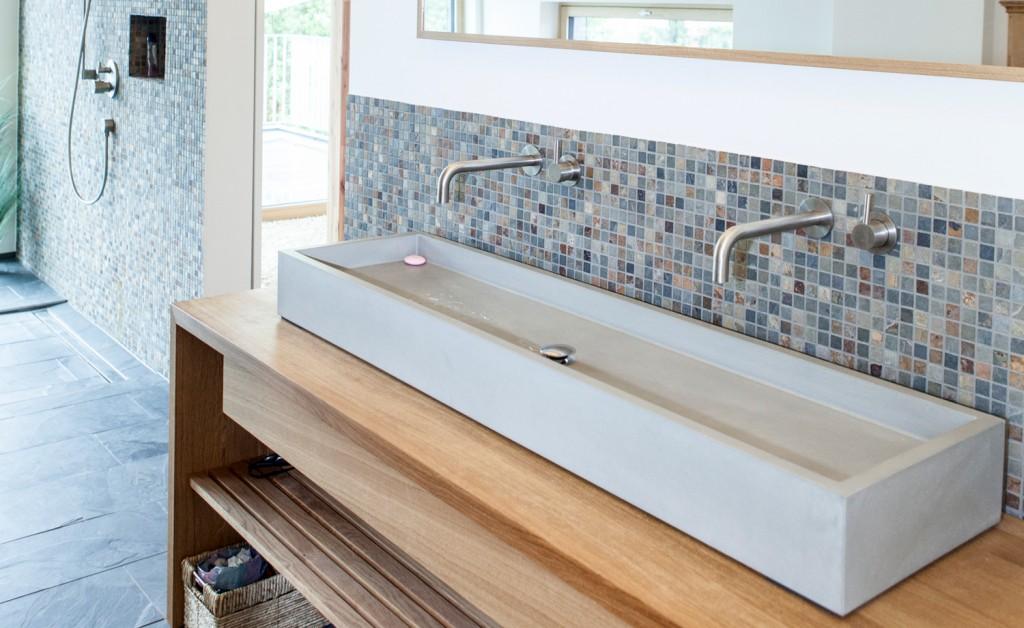 badezimmer harmonisch einrichten. Black Bedroom Furniture Sets. Home Design Ideas