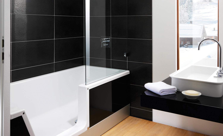 wohlf hlbad dank duschkabine. Black Bedroom Furniture Sets. Home Design Ideas