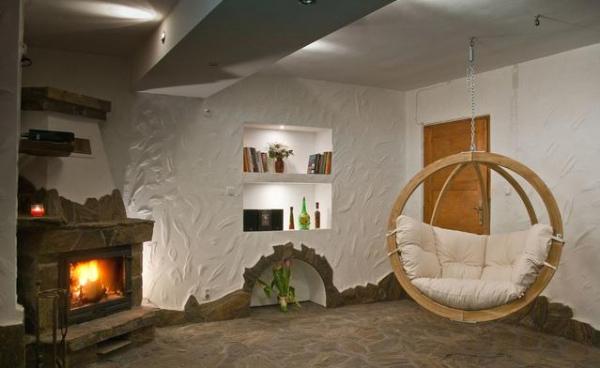 Hängesessel Wohnzimmer war genial ideen für ihr haus design ideen