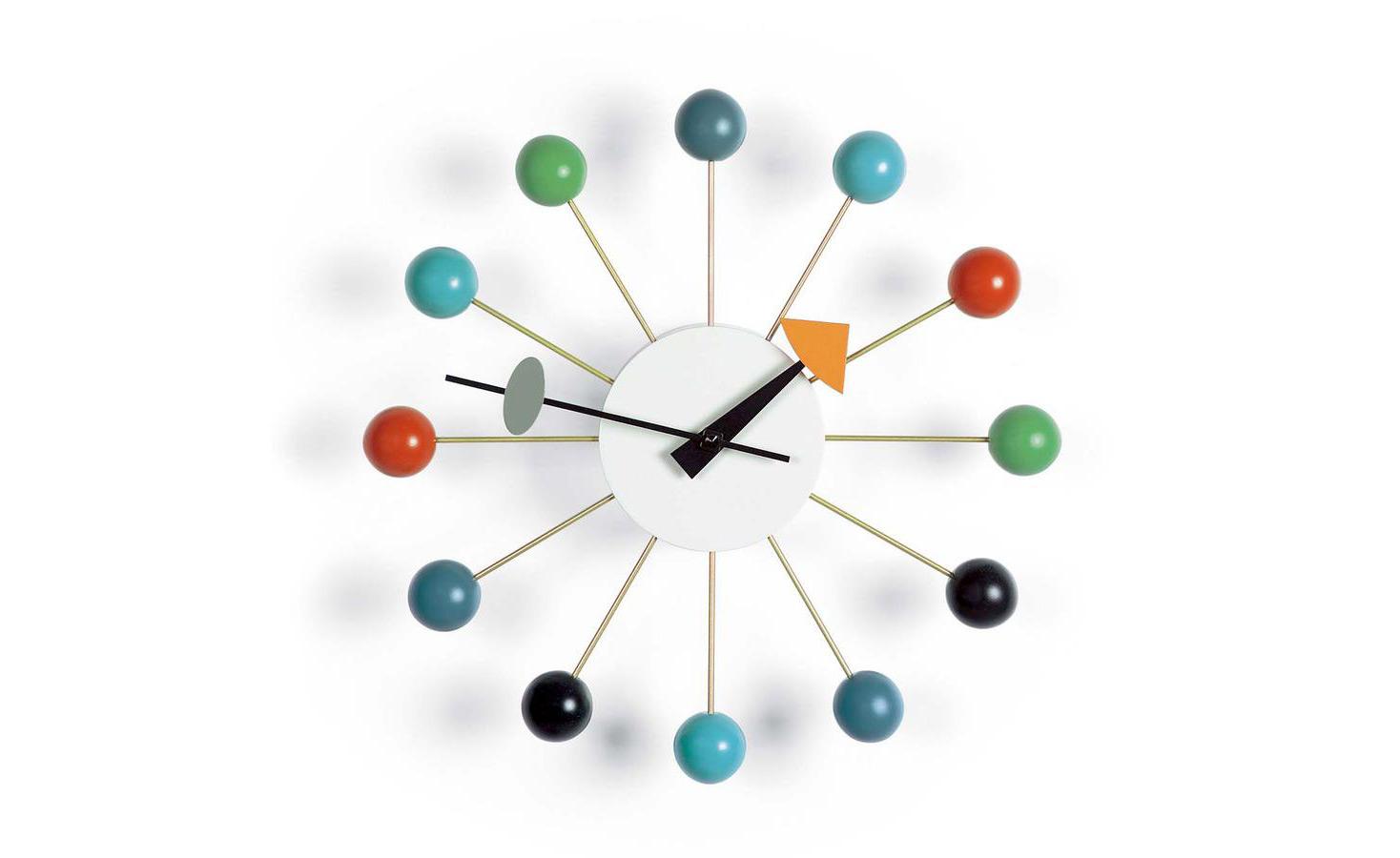 Vitra Ball Clock beim Händler Ihrer Wahl kaufen: