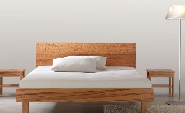 Holzbetten nachhaltig und gem tlich zugleich for Moderne holzbetten