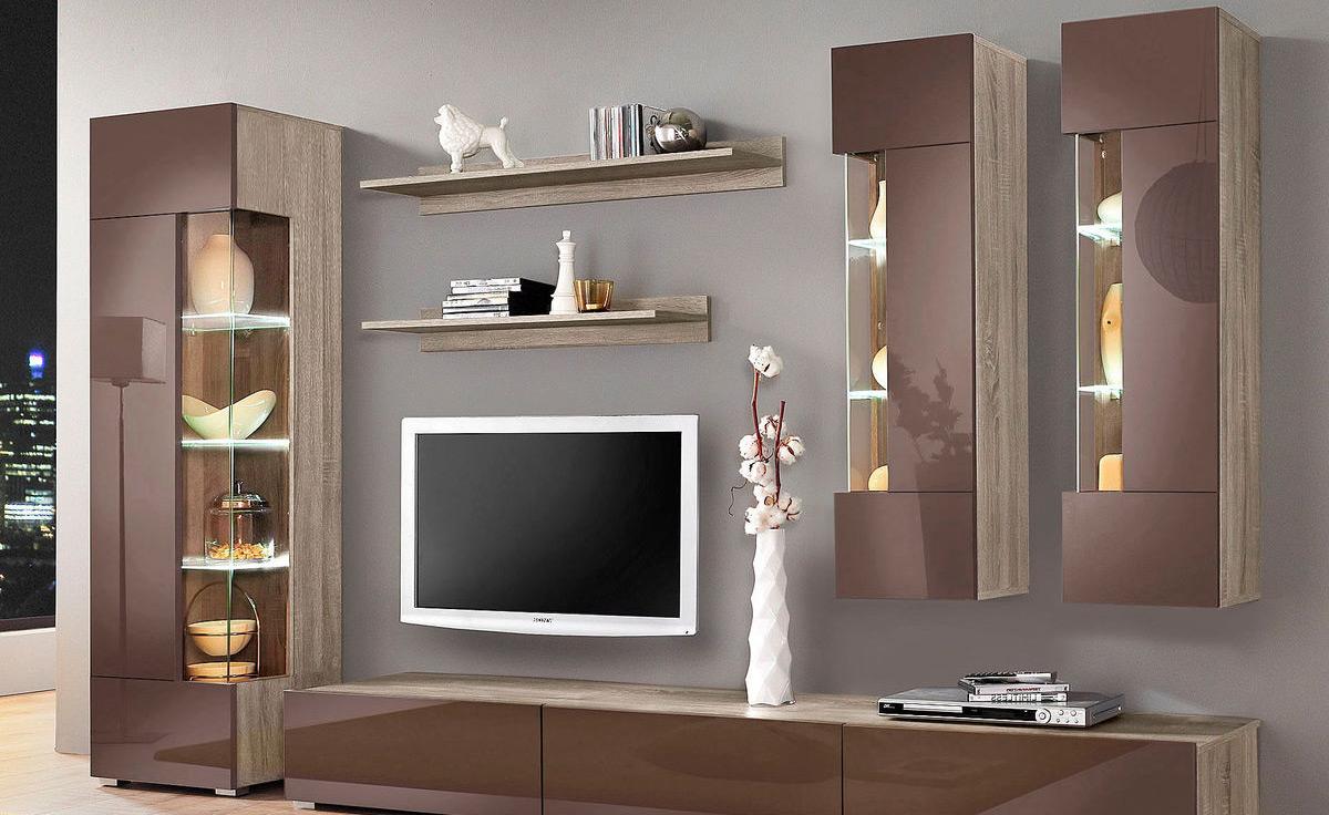 Wohnwände - stylisch und praktisch