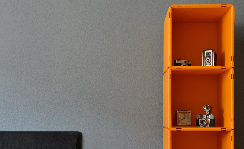 qubing modulares regalsystem. Black Bedroom Furniture Sets. Home Design Ideas