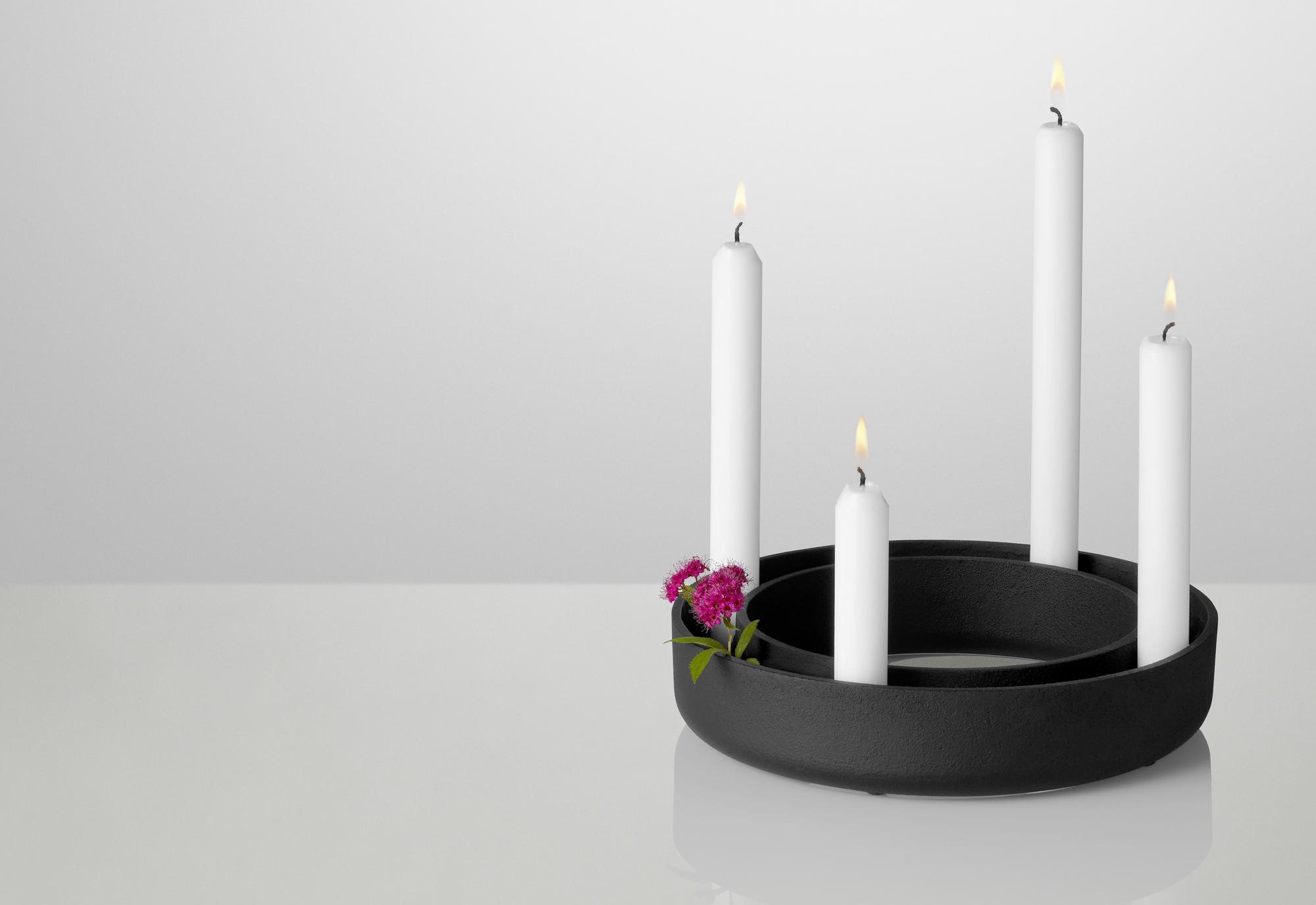 moderne adventskr nze. Black Bedroom Furniture Sets. Home Design Ideas