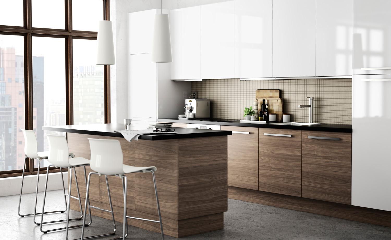 klassisches design in der k che. Black Bedroom Furniture Sets. Home Design Ideas