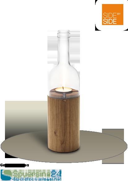 ein schönes WeinLicht von SIDE by SIDE