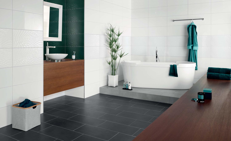 Farbgestaltungstipps f r das bad - Farbgestaltung badezimmer grau ...