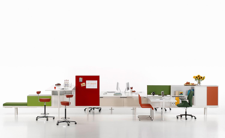 Schreibtisch design flexibilitat design for Innendesign schule