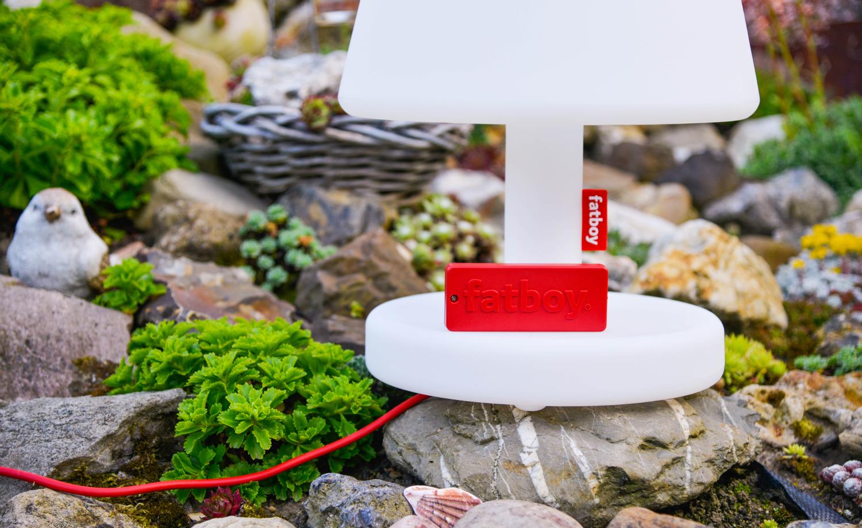 Stylische Outdoor Lampe Fatboy Edison The Medium