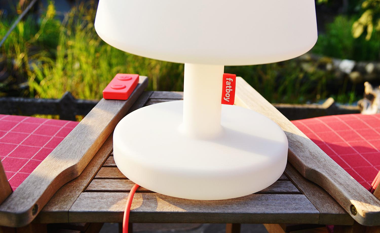 Einfache Dekoration Und Mobel Stylische Outdoor Lampe Fatboy Edison The Medium #26: Outdoor-leuchte.jpg