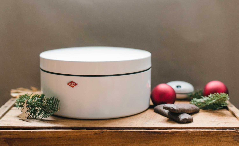 lovely einfache dekoration und mobel weihnachtsbaeckerei mit wesco #1: Keksdose Wesco