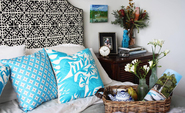 farbige wandgestaltung im schlafzimmer fussball bettw sche schlafzimmer kommode bambus deko. Black Bedroom Furniture Sets. Home Design Ideas