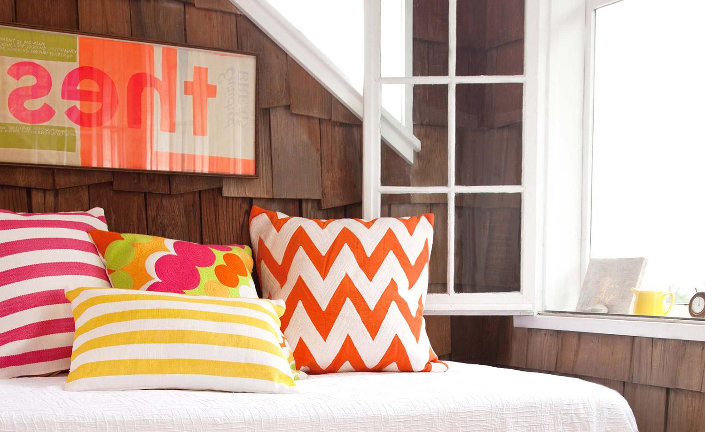 bunte akzente mit accessoires setzen. Black Bedroom Furniture Sets. Home Design Ideas