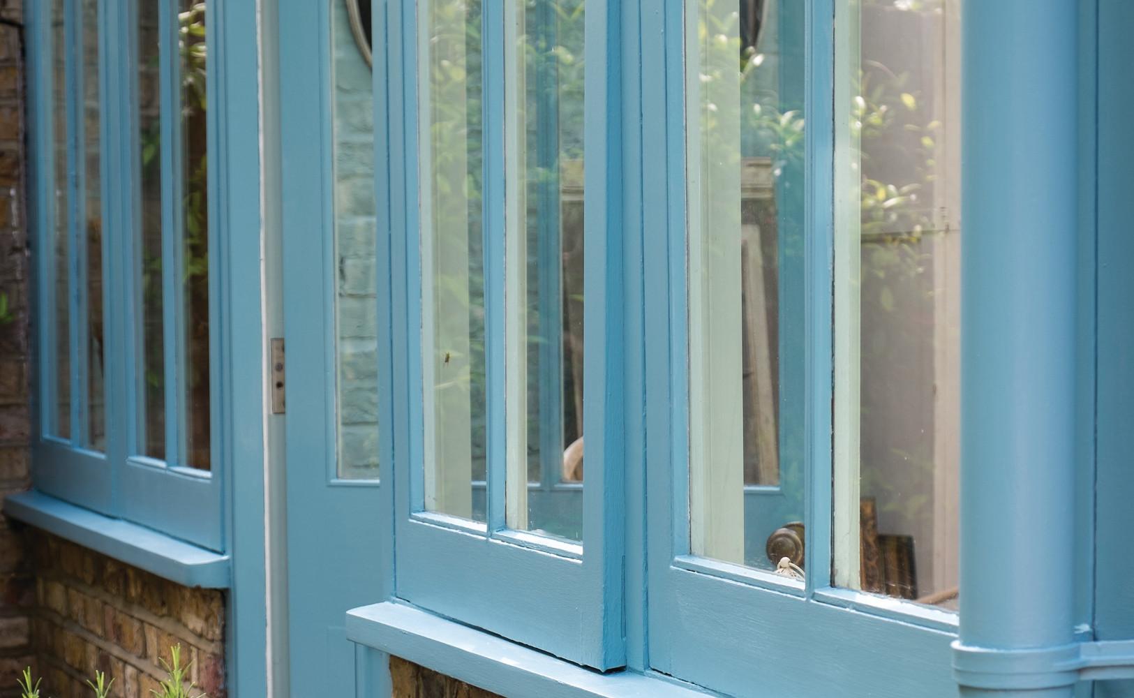 Top Mehr Farbe für das Fenster - Raumideen.org LM71