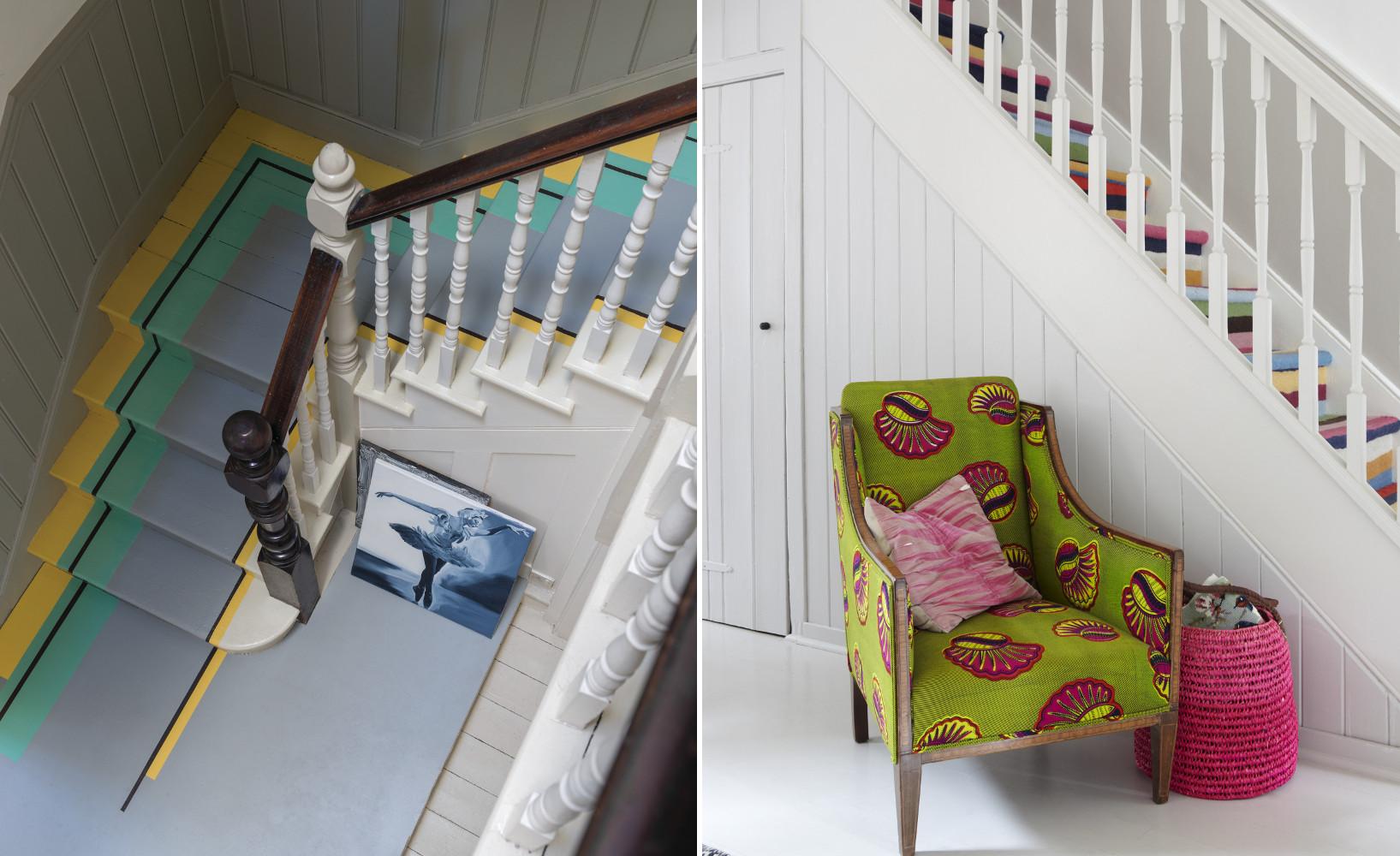 design im treppenhaus. Black Bedroom Furniture Sets. Home Design Ideas