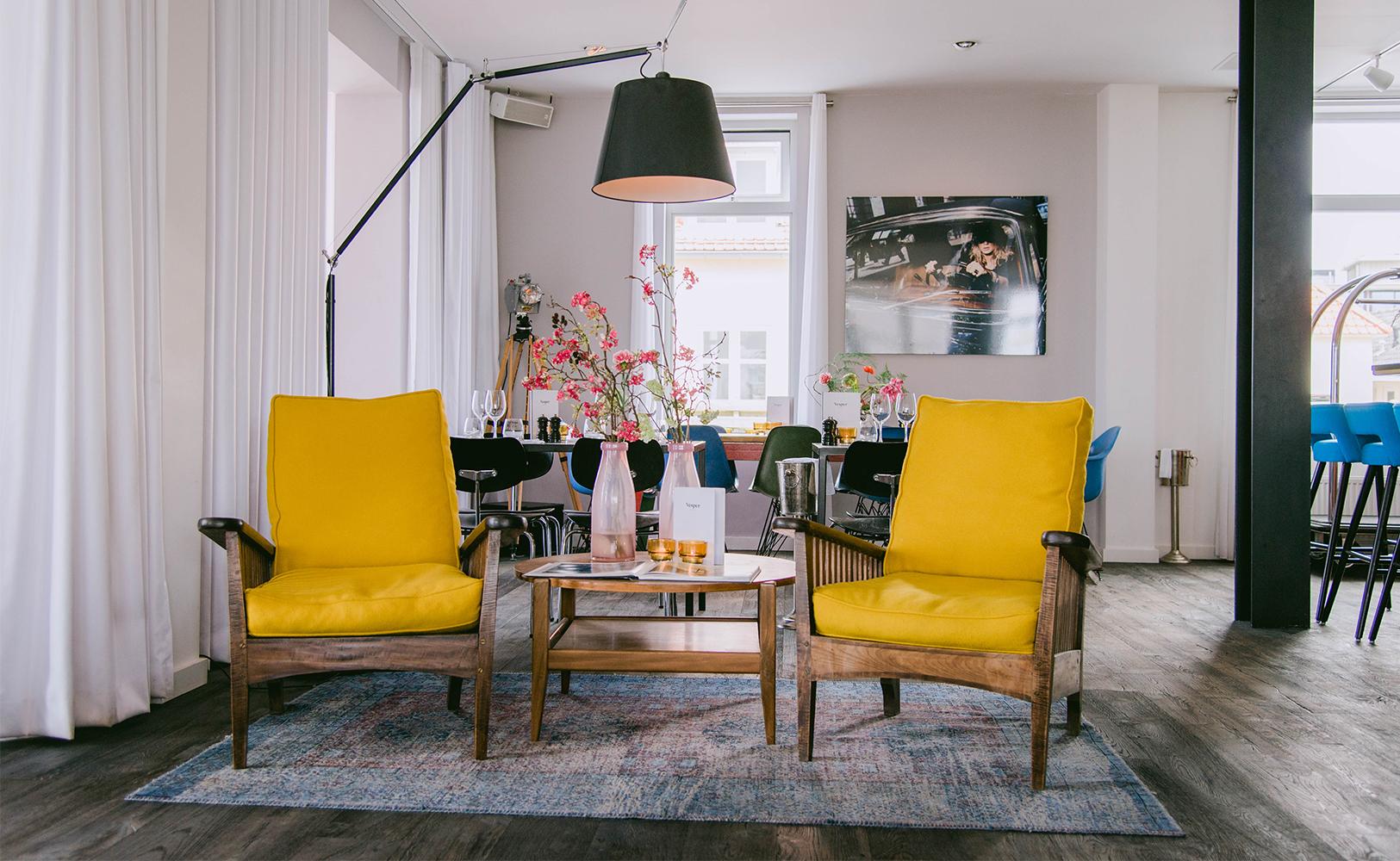 attractive einfache dekoration und mobel design und boutique hotel vesper #1: Vesper Designhotel