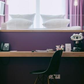 Vesper Hotel Purple Room