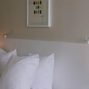 Vesper Hotel White Room