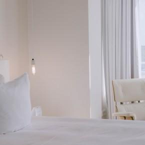 White Room Vesper Hotel