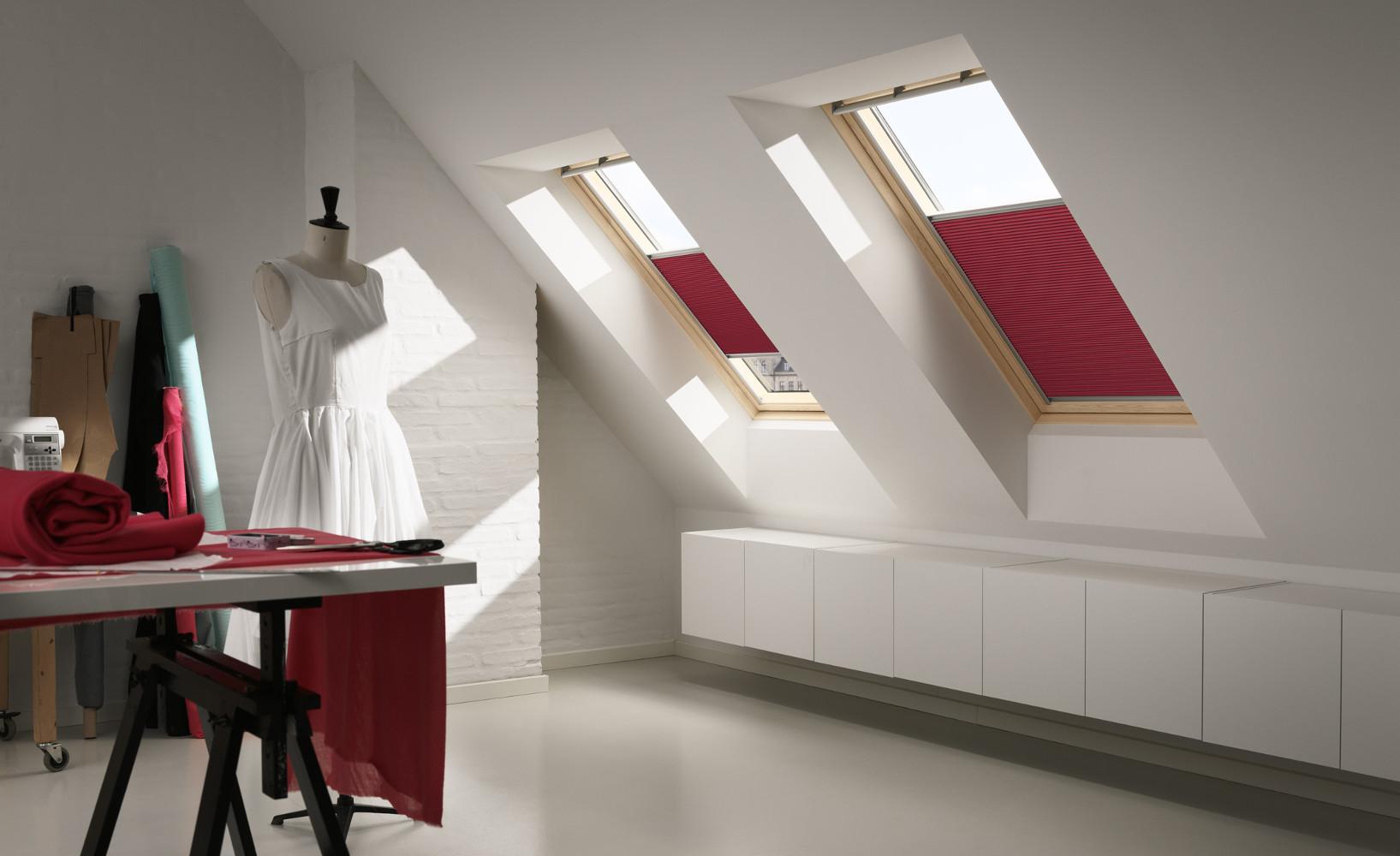 Dachfenster dekorieren best gardinen fr images - Dachfenster dekorieren ...