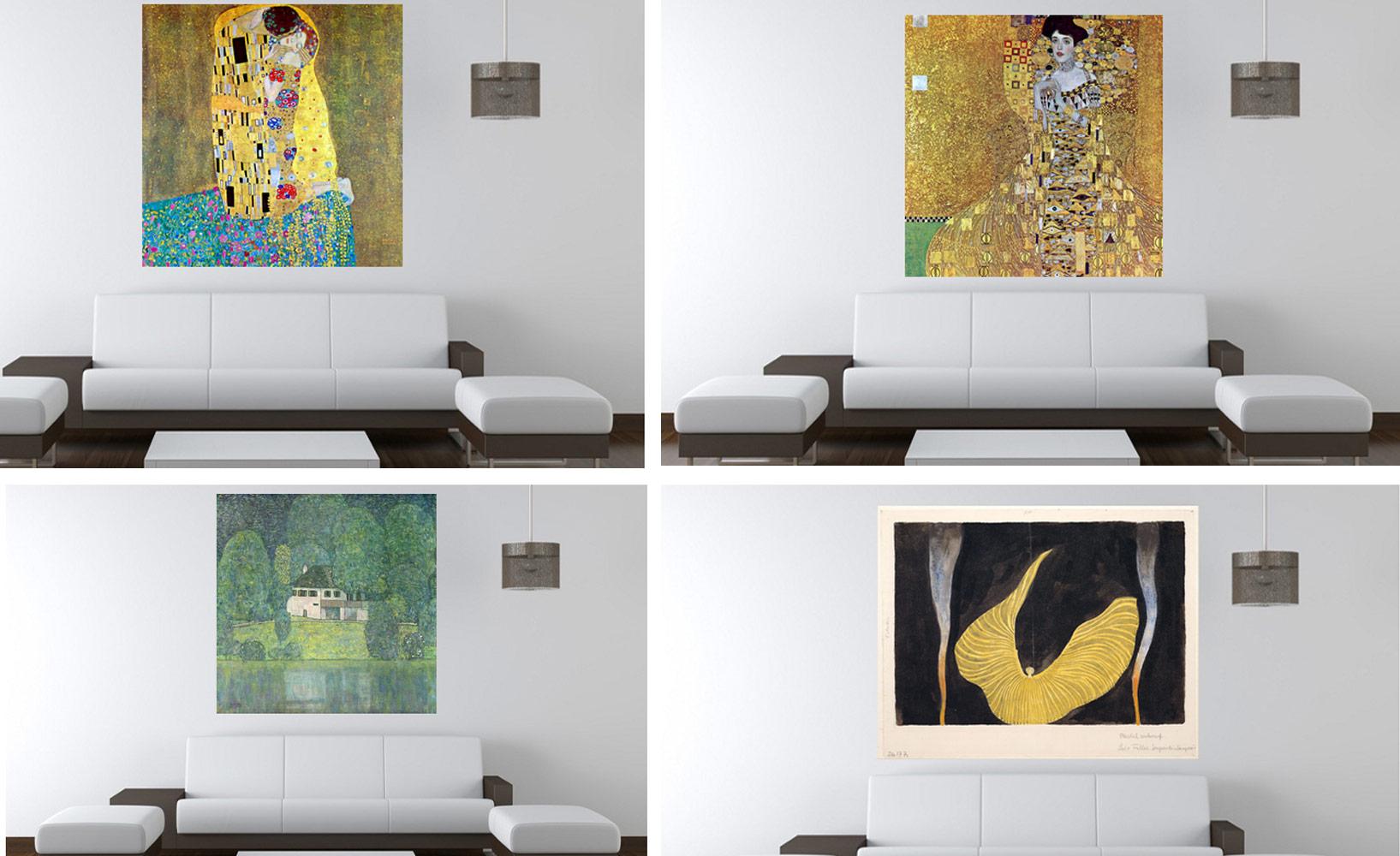 Kunst bilder in die wohnung integrieren for Wandbilder wohnung