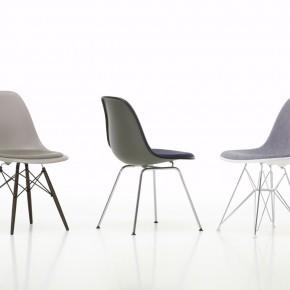 Vitra Stuhl Eames Plastic Chair Gruppe 3