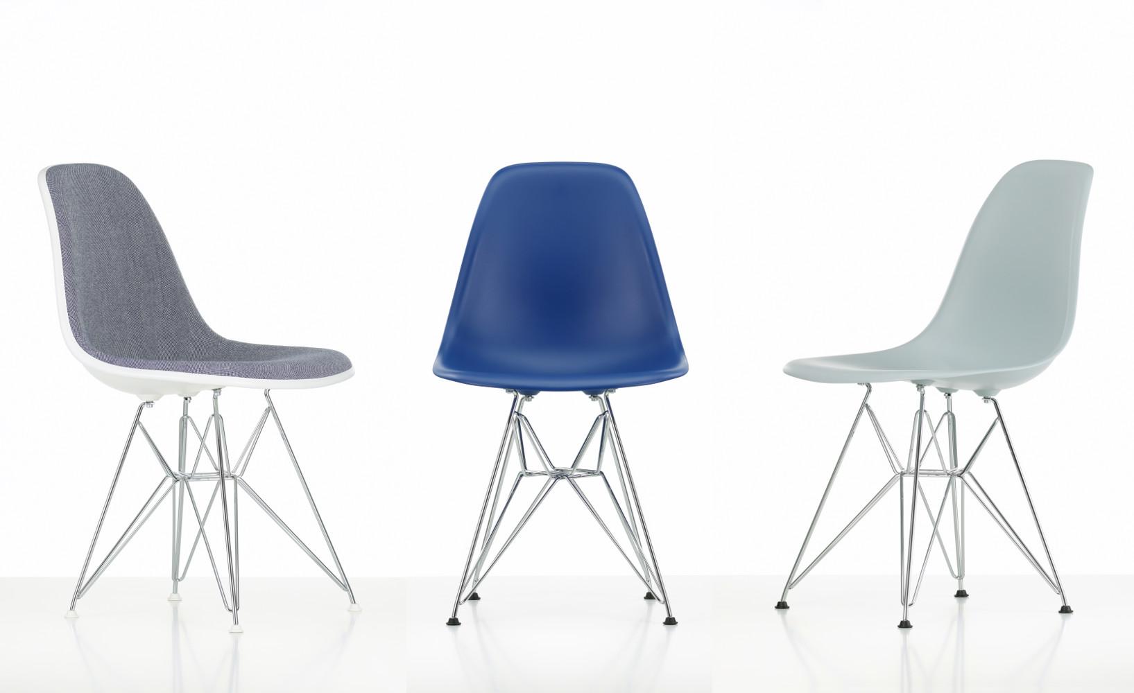 vitra stuhl eames plastic chair. Black Bedroom Furniture Sets. Home Design Ideas