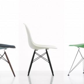 Vitra Stuhl Eames Plastic Chair Gruppe 3 Grün