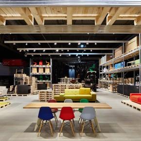 Vitra Stuhl Eames Plastic Chair Mailand Ambiente
