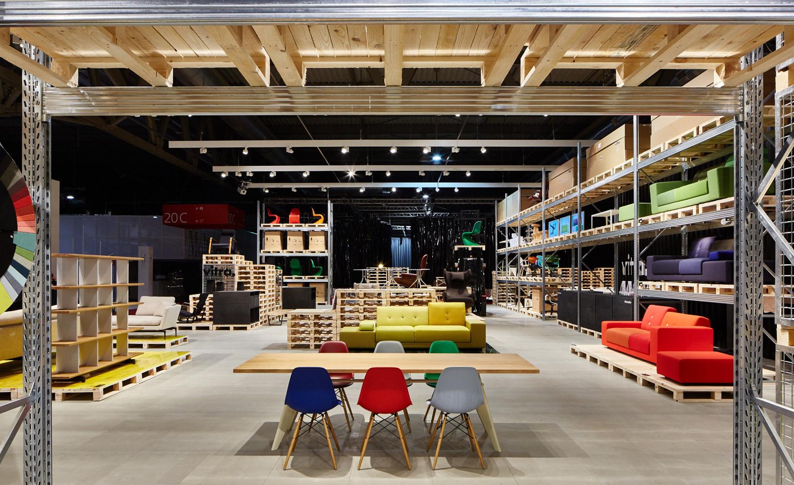 Vitra Design Lampen : Allstar drehstuhl vitra milia shop