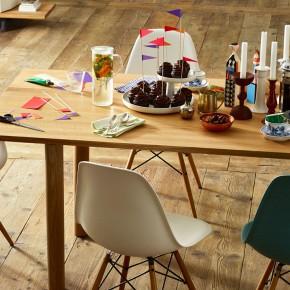 Vitra Stuhl Eames Plastic Chair Ambiente
