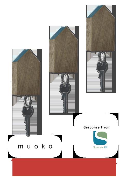 drei Schlüsselhäuser MAG von muoko
