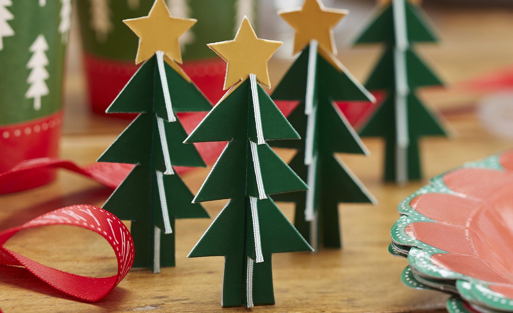 Weihnachtliche Dekoideen finden