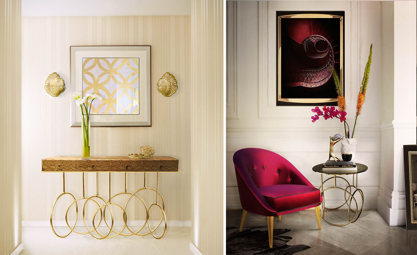 wohnen mit allen sinnen. Black Bedroom Furniture Sets. Home Design Ideas