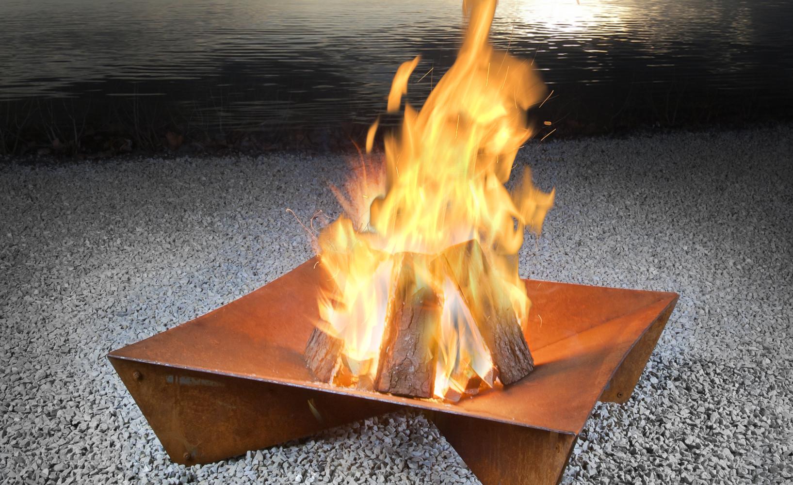 Feuerschalen Als Alternative Zu Kamin Und Ofwen