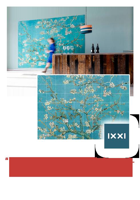 ein Van Gogh Kunstwerk aus der ixxi Kollektion