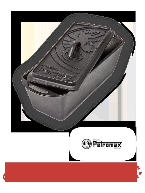 Petromax Kastenform zum Backen, inkl. Ringreiniger