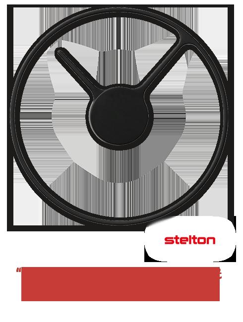 eine Time Uhr von Stelton