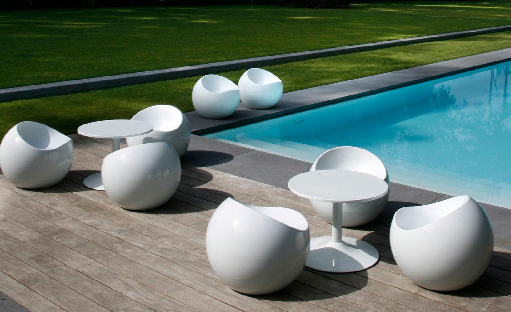 Ball Chair von Finn Stone