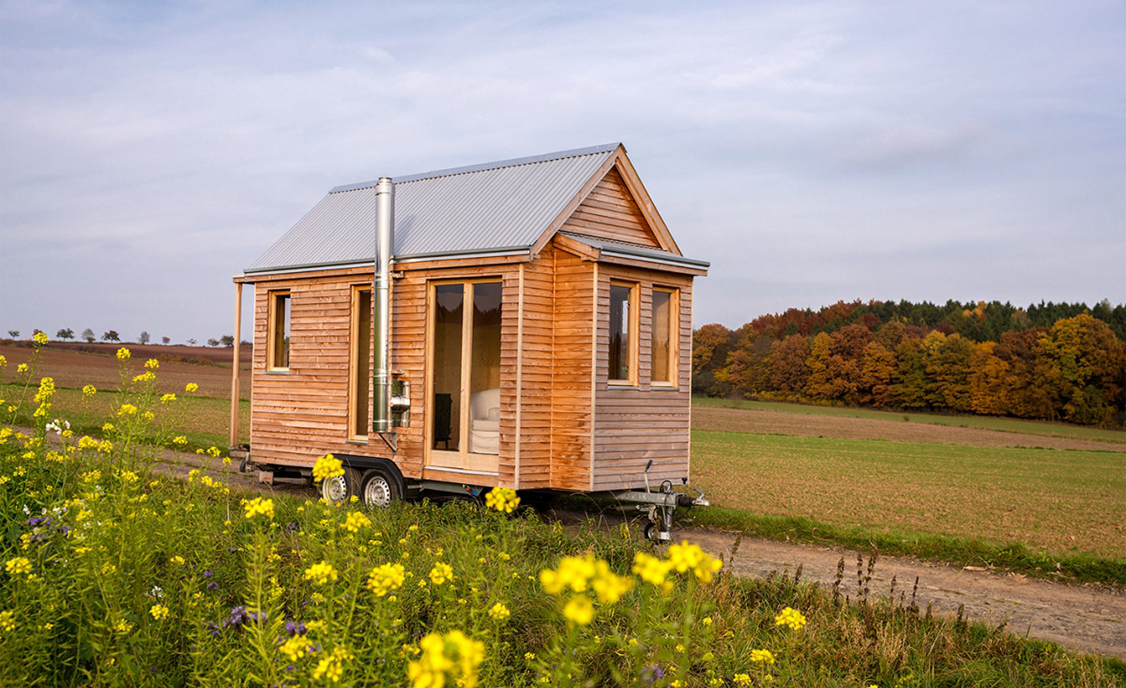 Tiny Houses Der Trend Der Minih User