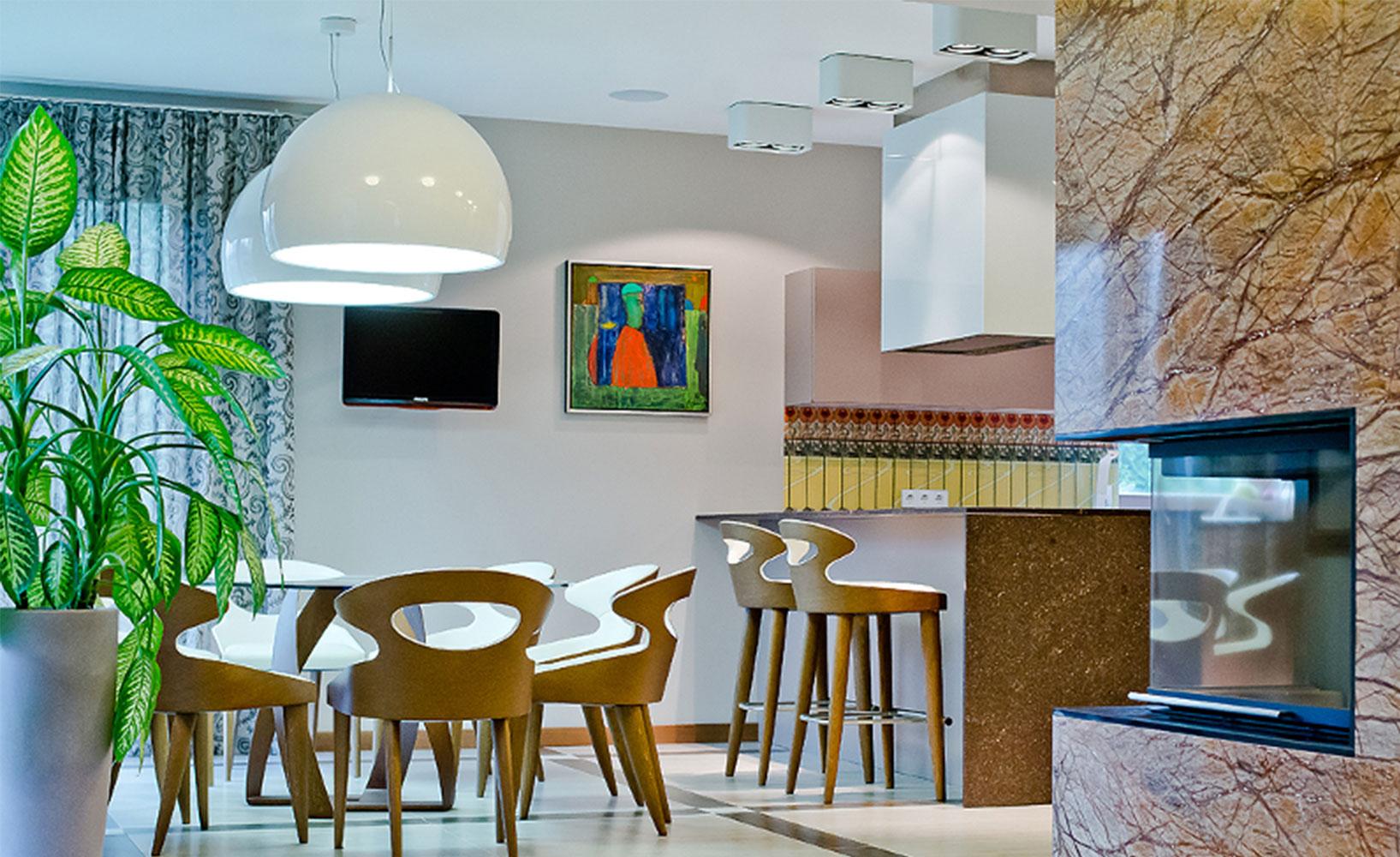 atmosph risch indirekte beleuchtung. Black Bedroom Furniture Sets. Home Design Ideas