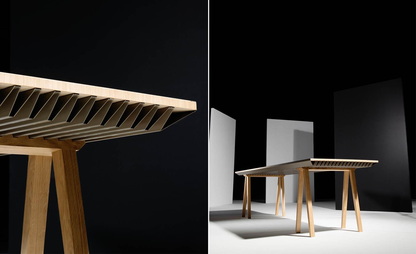 5 smarte Tische