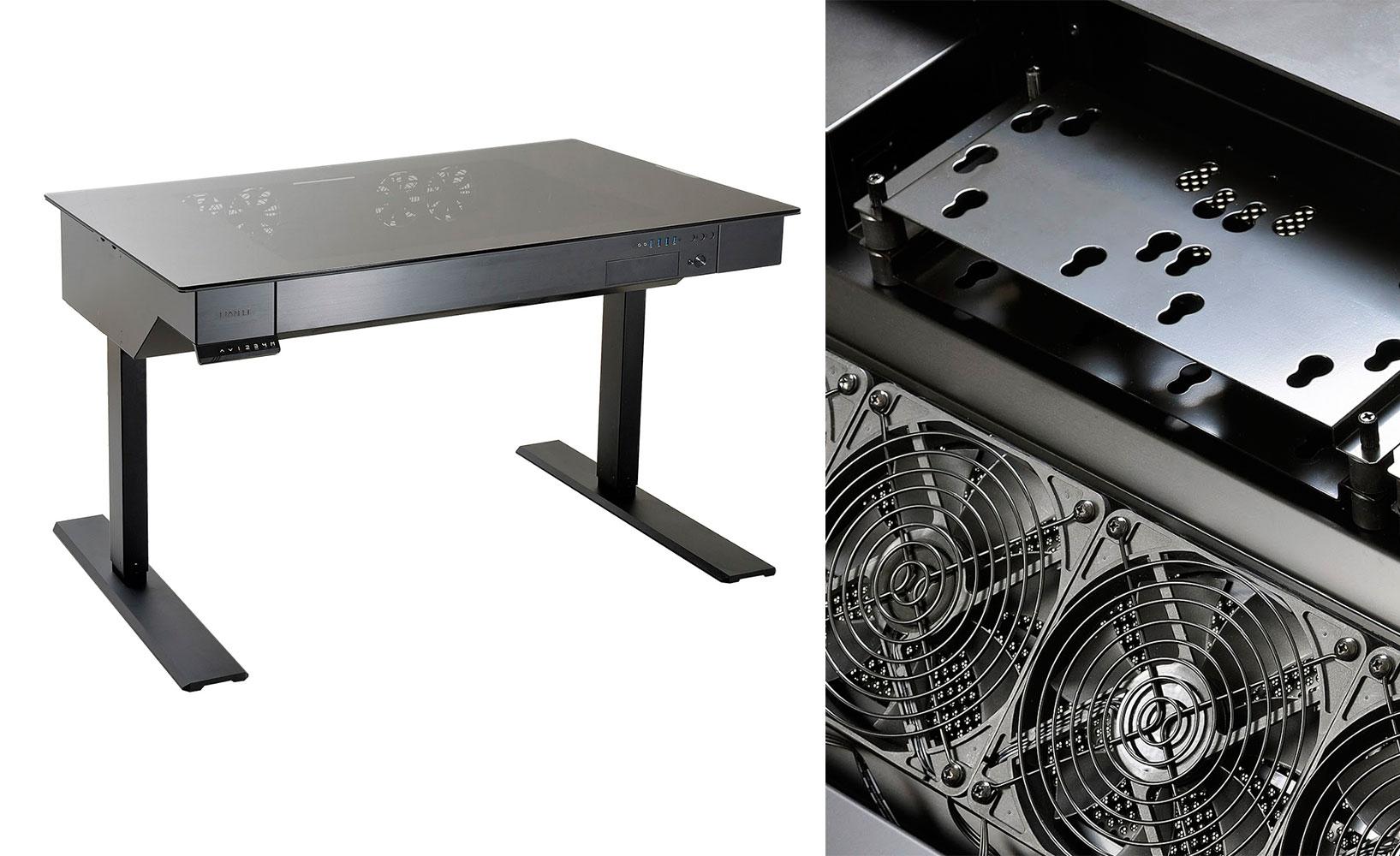 Computertisch Lian Li DK-04